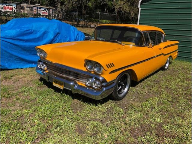 Picture of '58 Biscayne - PLQ3