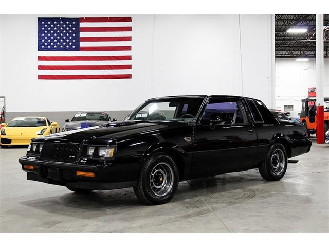 Picture of 1987 Buick Grand National Offered by  - PLQF