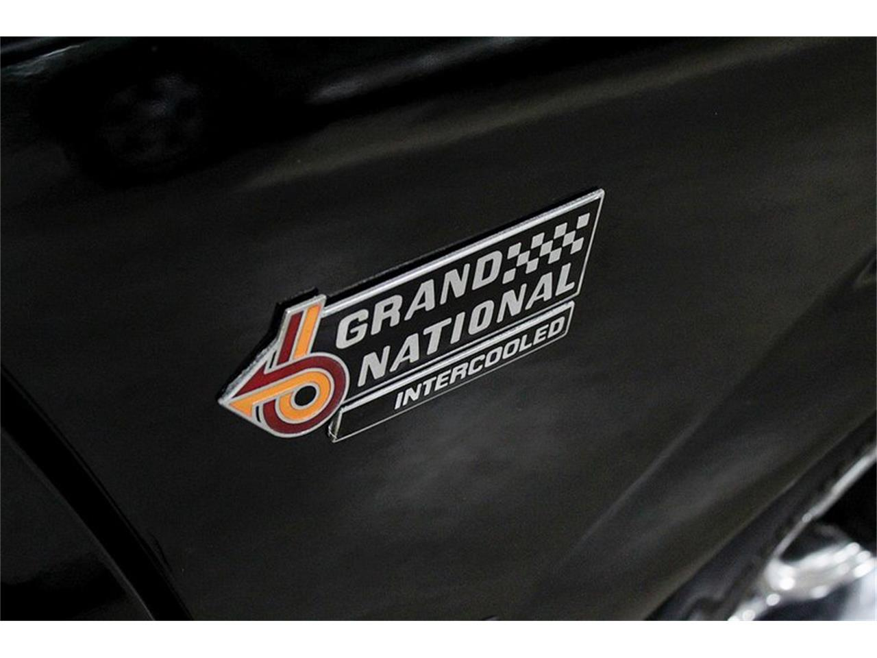 Large Picture of '87 Grand National - PLQF