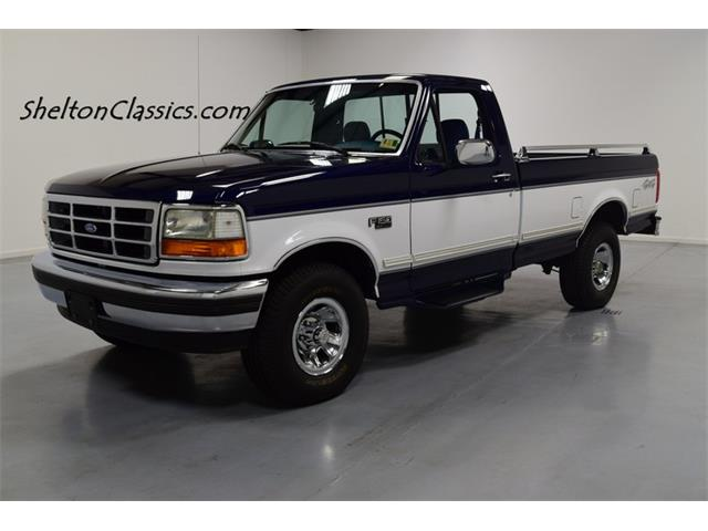 Picture of '95 F150 - PLRA