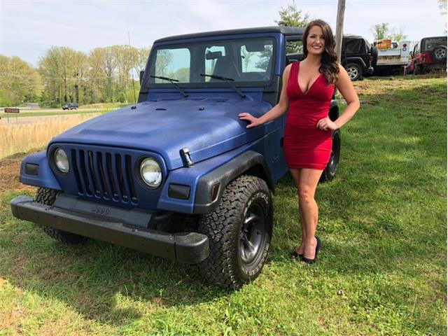 Picture of 1997 Jeep Wrangler located in Tennessee - $6,995.00 Offered by  - PLS3