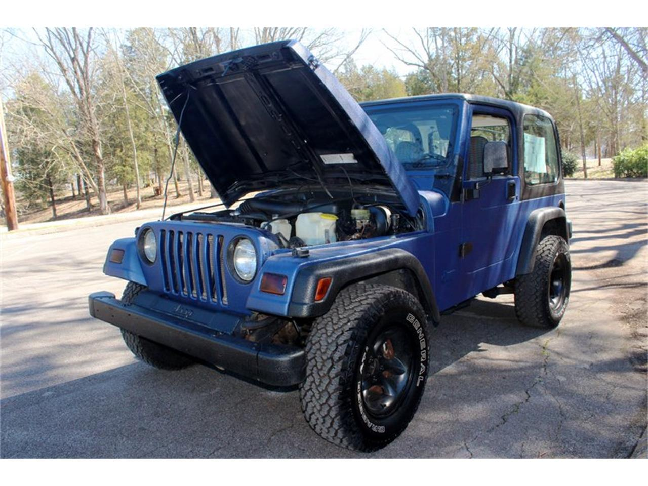 Large Picture of '97 Wrangler - PLS3