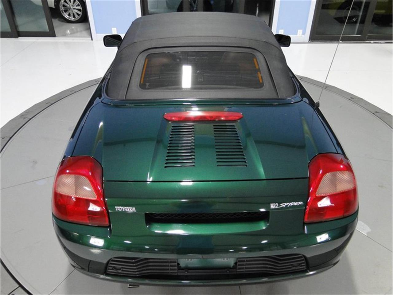Large Picture of '02 MR2 located in Florida Offered by Skyway Classics - PLS5