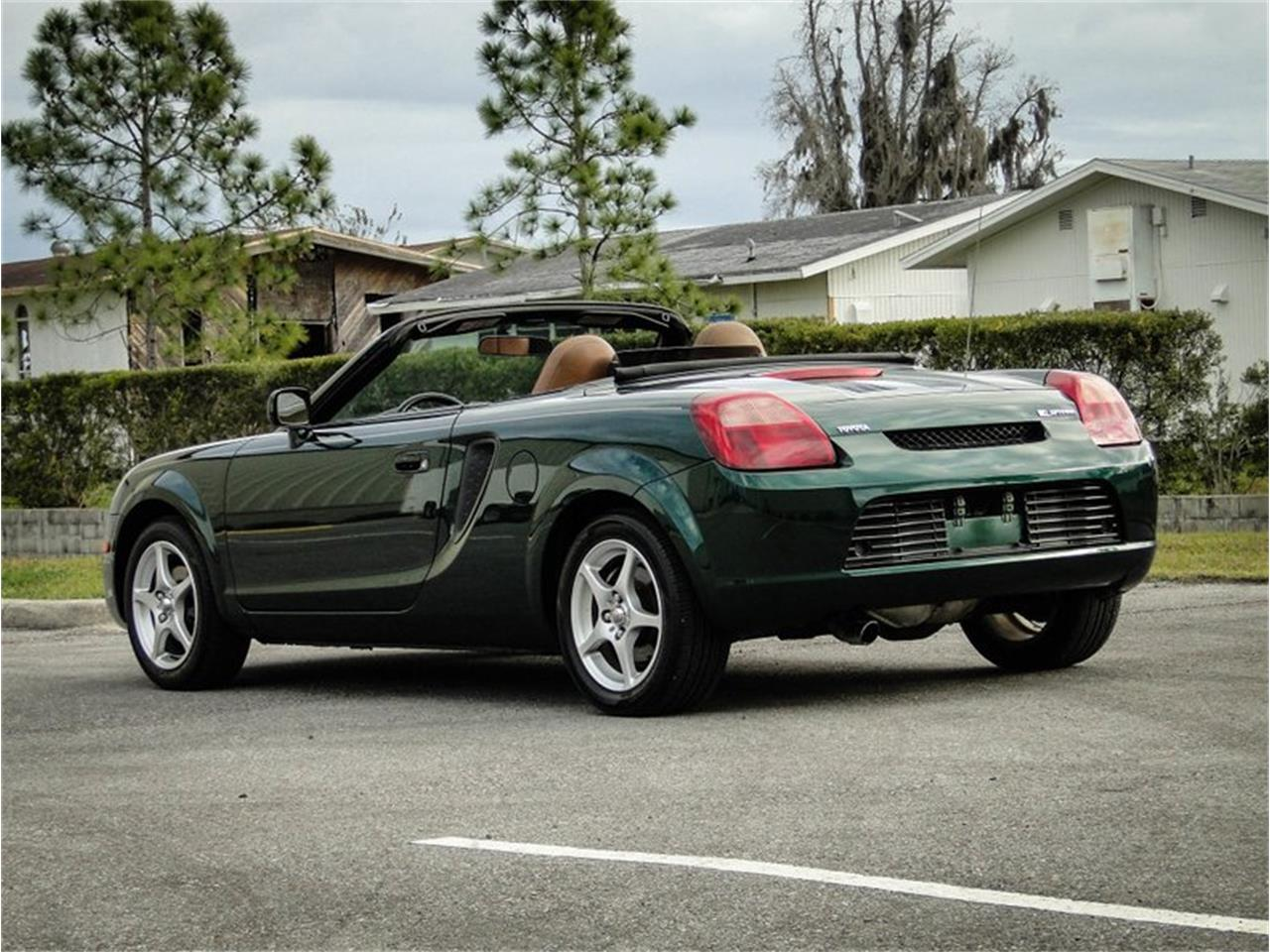 Large Picture of '02 MR2 located in Palmetto Florida - $8,997.00 - PLS5
