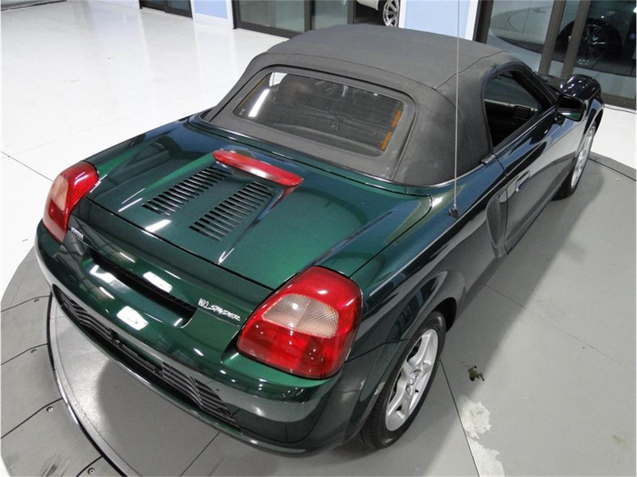 Large Picture of 2002 Toyota MR2 - PLS5