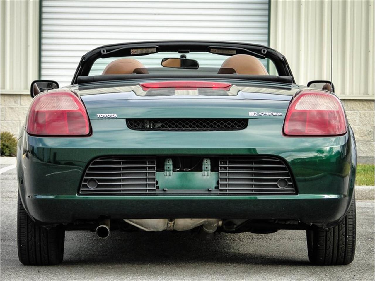 Large Picture of 2002 MR2 located in Florida - $8,997.00 - PLS5