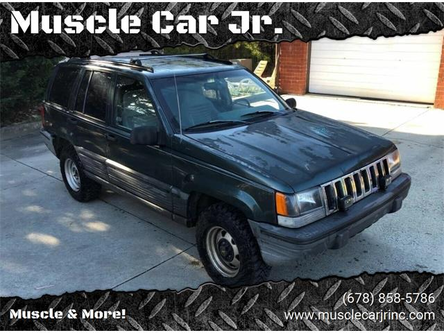 Picture of '93 Grand Cherokee Offered by  - PIKF