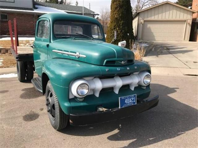Picture of '52 Ford F4 - $10,495.00 - PLSZ