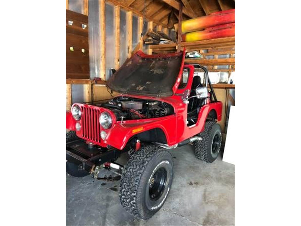 Large Picture of '78 CJ5 - PLTA