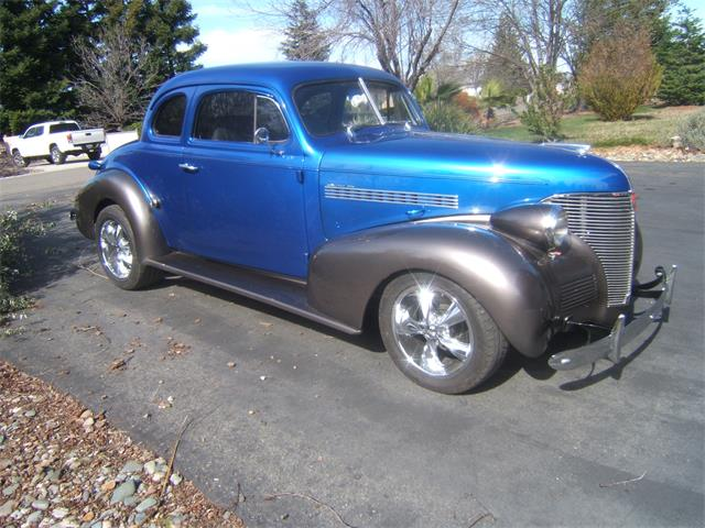 Picture of '39 Business Coupe - PIKK
