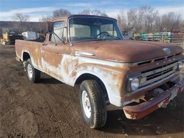Picture of Classic '62 F100 Offered by  - PLTS