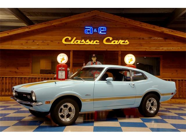 Picture of Classic 1972 Ford Maverick located in New Braunfels Texas - $26,900.00 Offered by  - PIKL