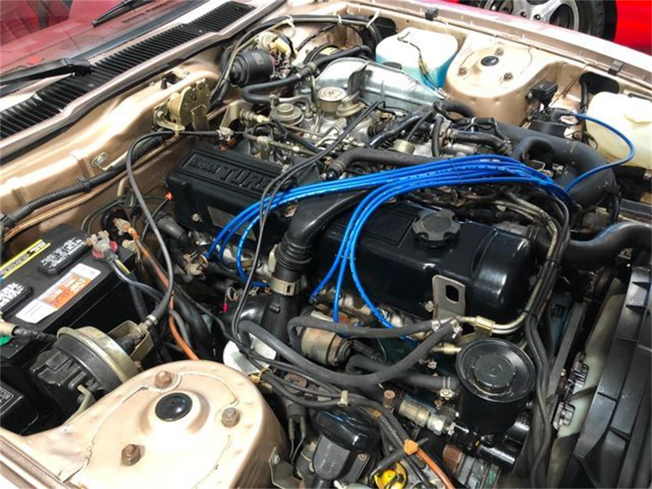 1983 datsun 280zx motor
