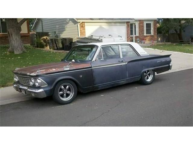 1962 Ford Fairlane for Sale on ClassicCars com on ClassicCars com