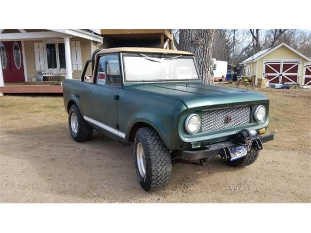 Picture of Classic '62 International Scout located in Michigan - $11,995.00 Offered by  - PLUL