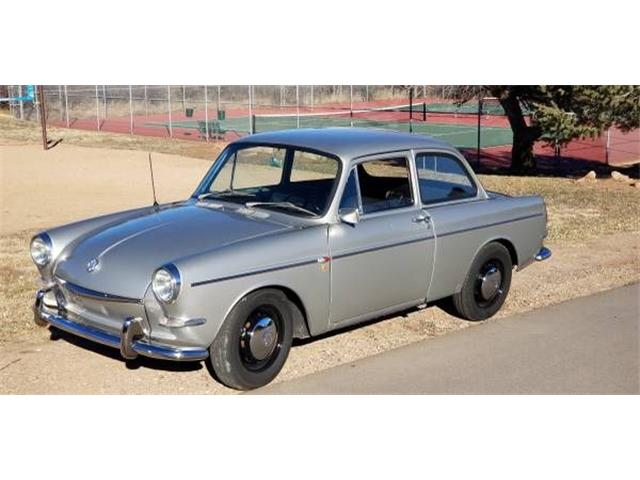 Classic Volkswagen Type 3 for Sale on ClassicCars com on