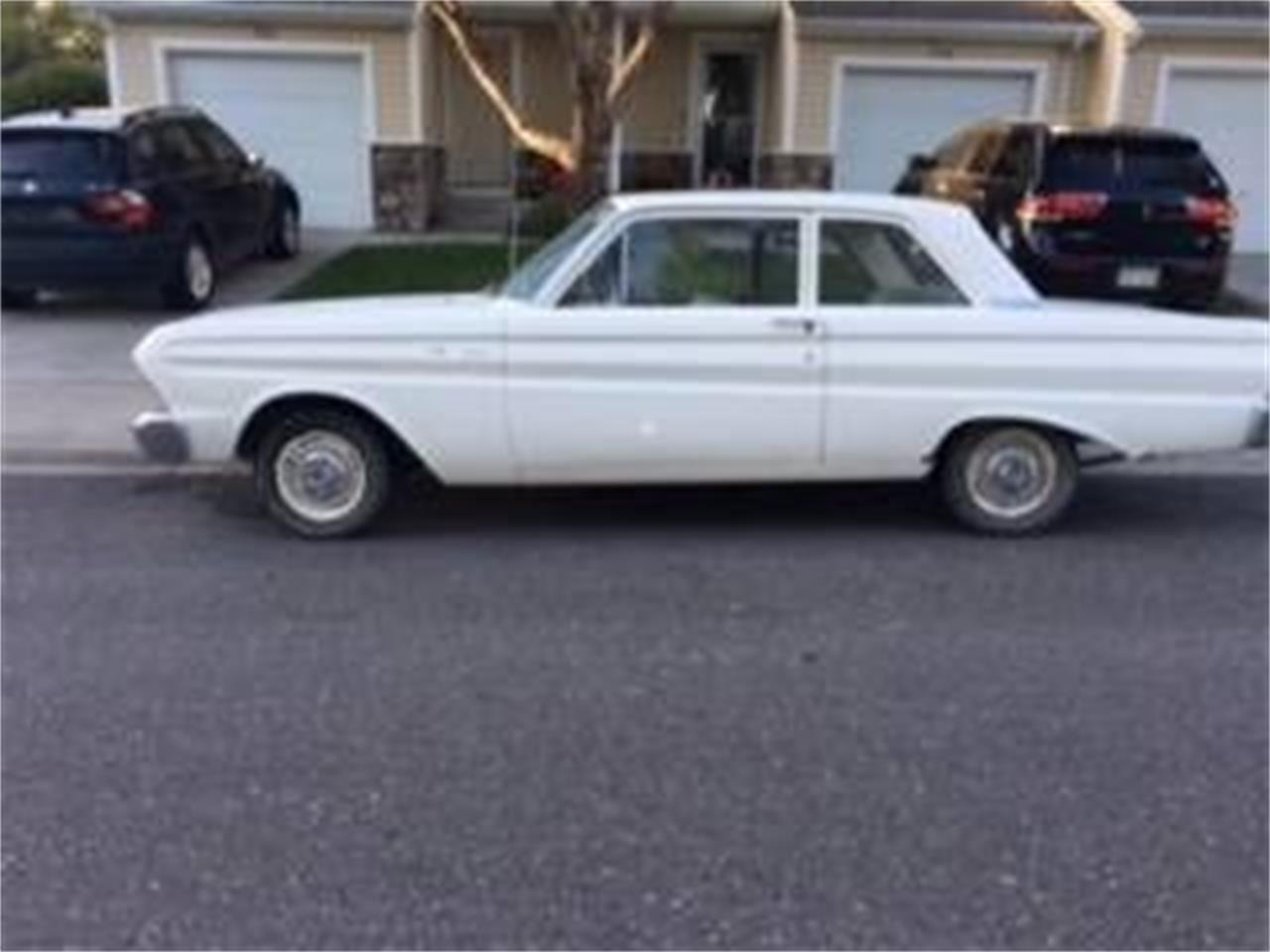 Large Picture of '64 Falcon - PLV4