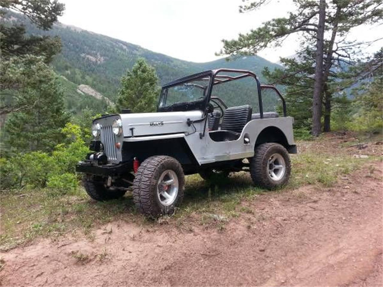 Large Picture of '64 CJ - PLV7