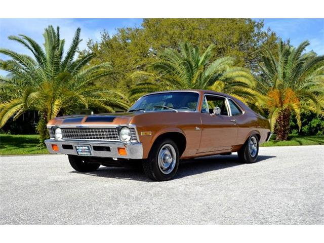 Picture of Classic '72 Chevrolet Nova located in Clearwater Florida - $27,900.00 - PLVB