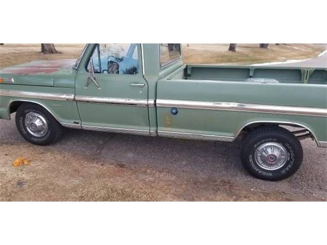 Picture of '71 F100 - PLVC