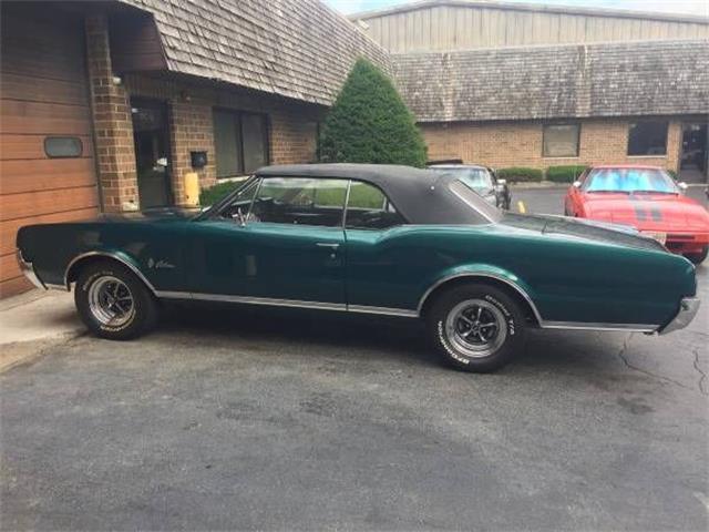 1967 Oldsmobile Cutlass for Sale on ClassicCars com on