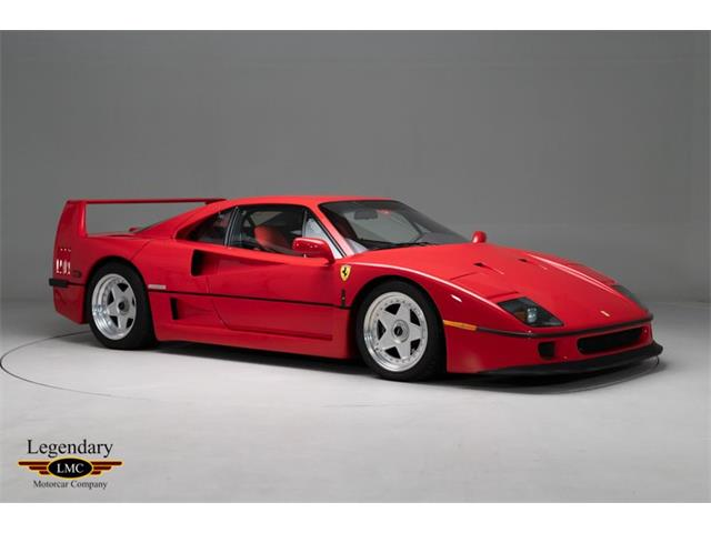 Picture of '92 F40 - PLVQ