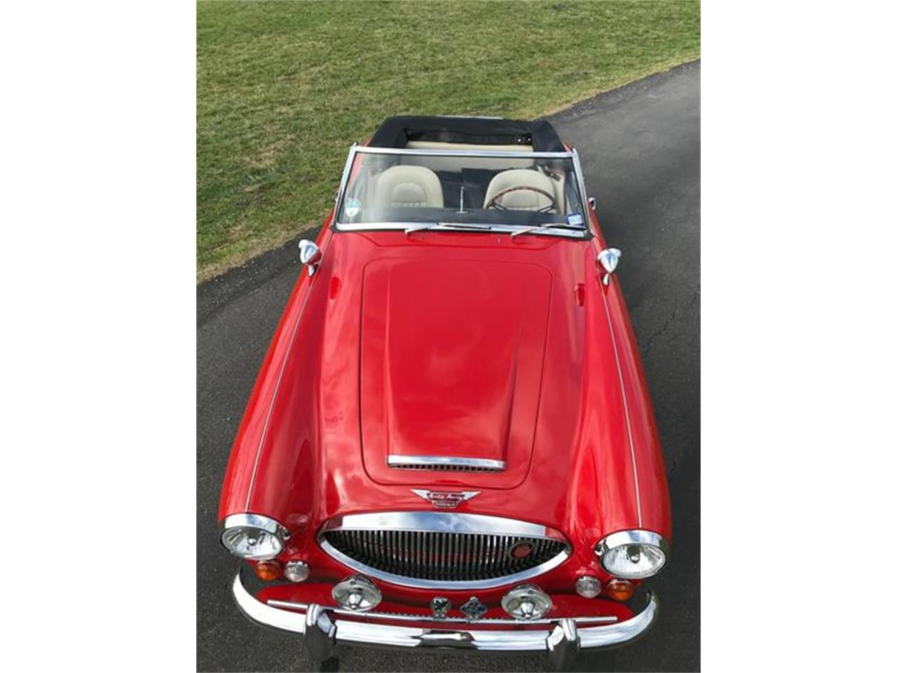 Large Picture of 1966 Austin-Healey 3000 - $59,500.00 Offered by Street Dreams Texas - PLVW