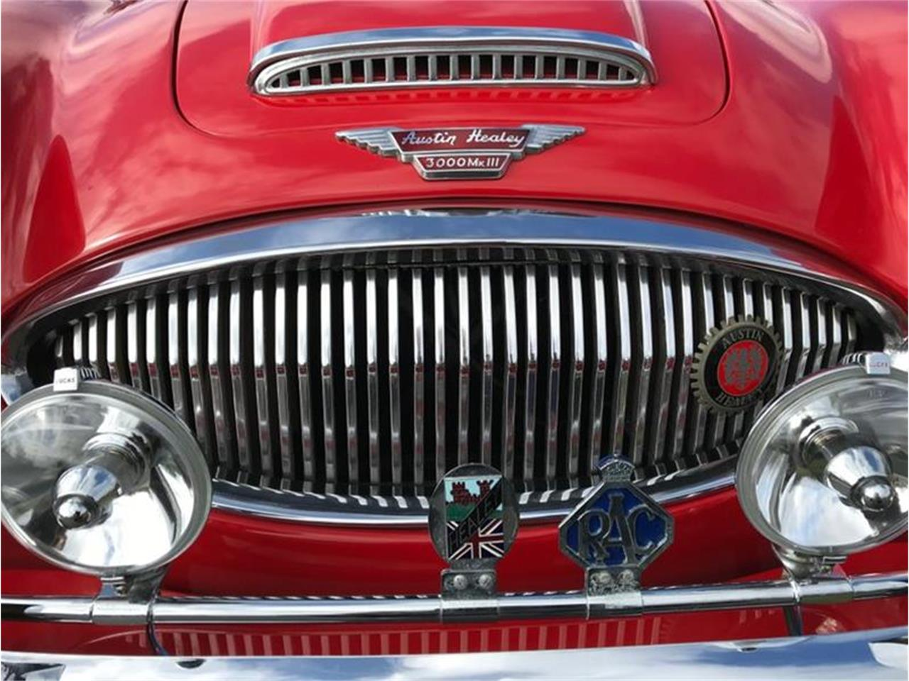 Large Picture of Classic 1966 Austin-Healey 3000 Offered by Street Dreams Texas - PLVW