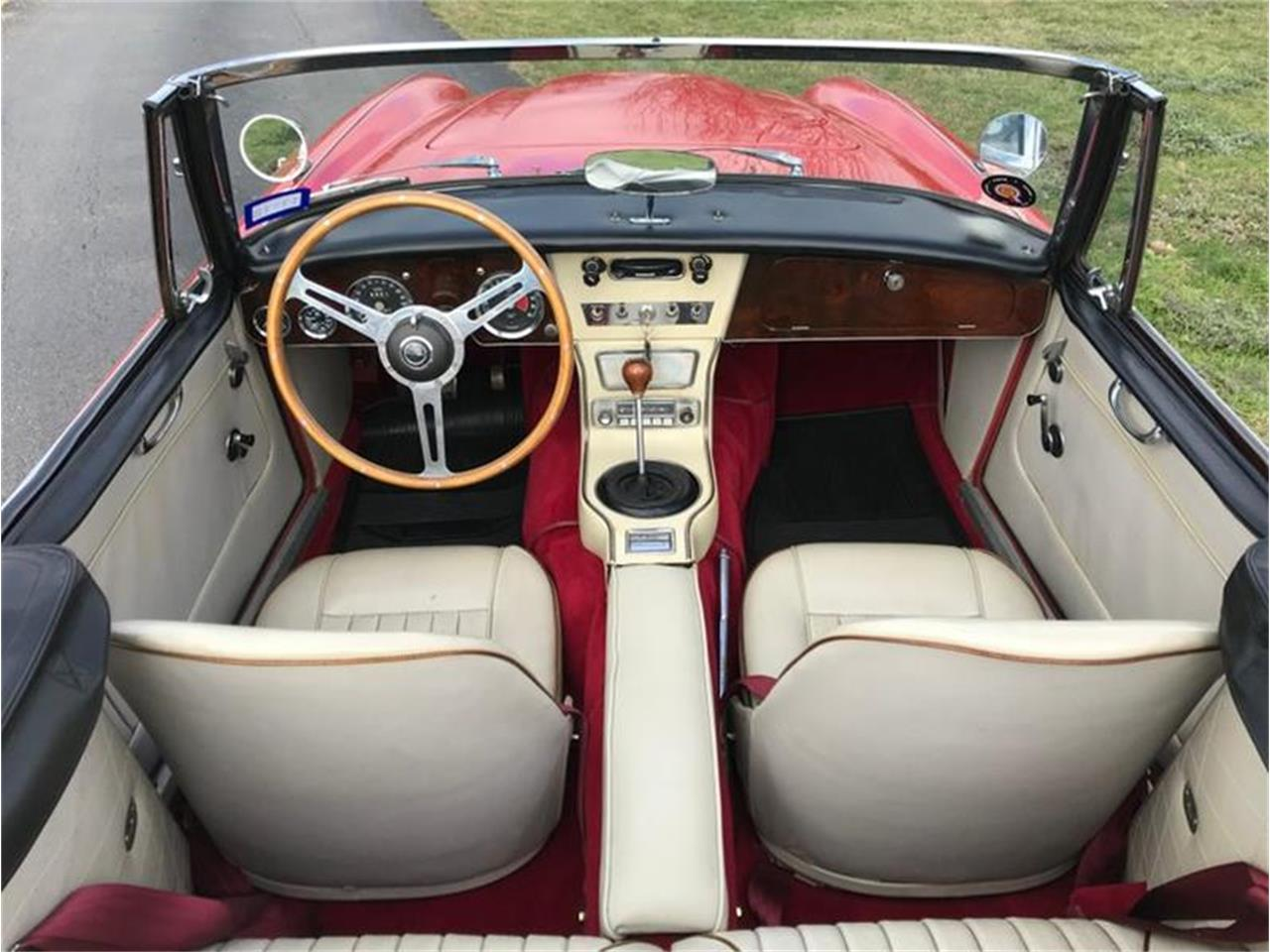 Large Picture of '66 Austin-Healey 3000 located in Texas - PLVW