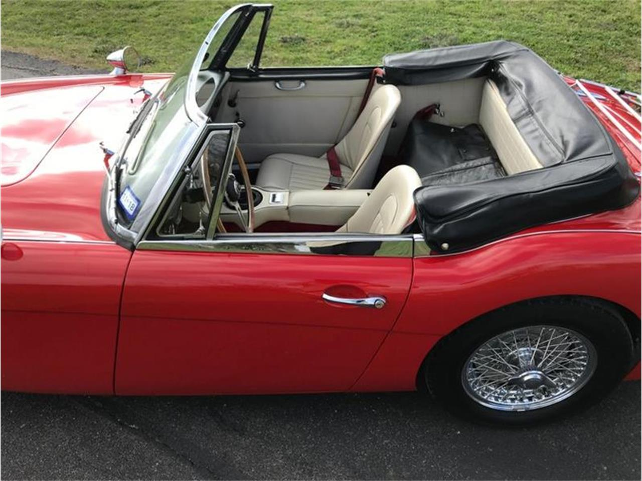 Large Picture of Classic 1966 3000 located in Texas Offered by Street Dreams Texas - PLVW
