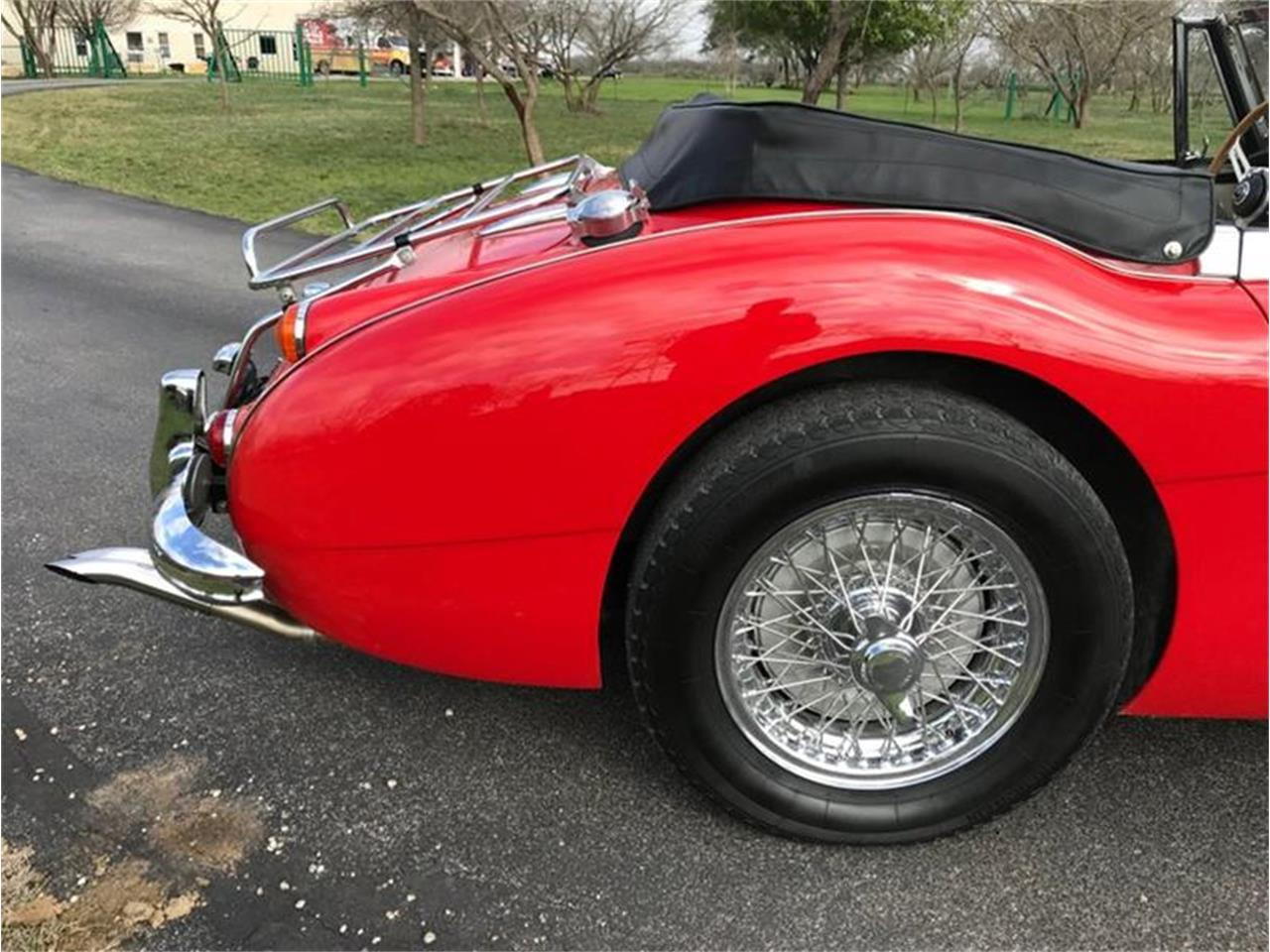 Large Picture of Classic 1966 Austin-Healey 3000 located in Texas - PLVW