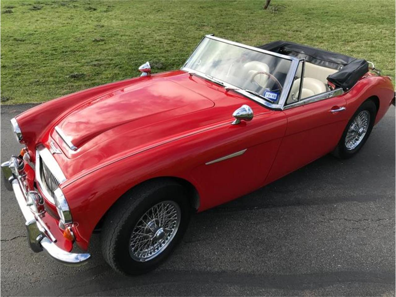 Large Picture of 1966 Austin-Healey 3000 Offered by Street Dreams Texas - PLVW