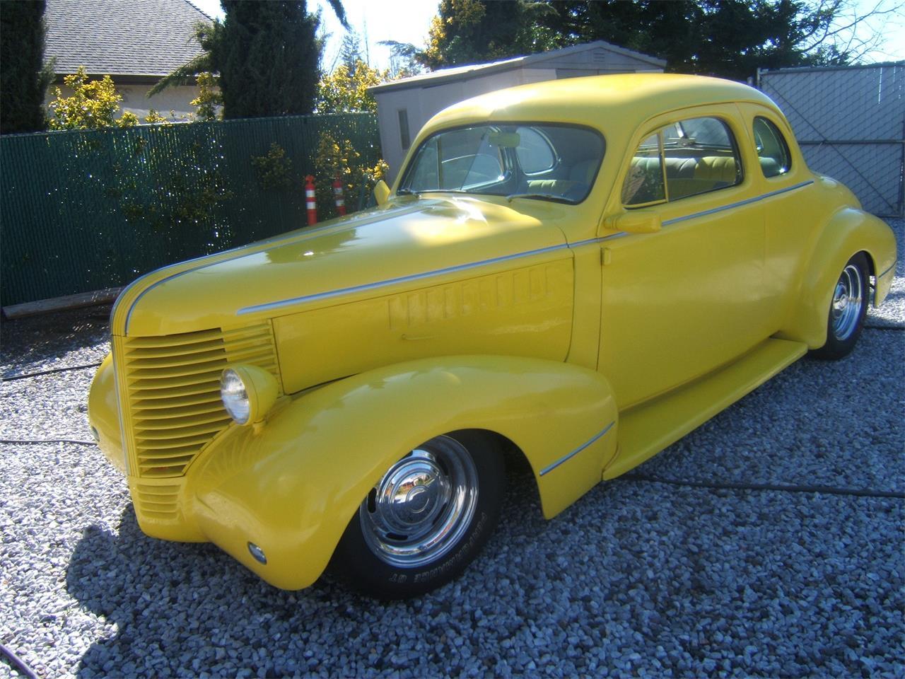 1938 Pontiac Business Coupe For Sale Classiccarscom Cc 1190477