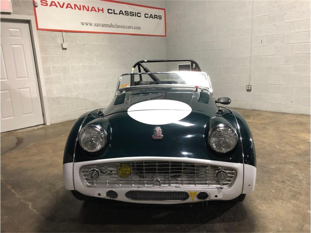 Large Picture of 1957 Triumph TR3 - $14,950.00 Offered by Savannah Classic Cars - PLWQ