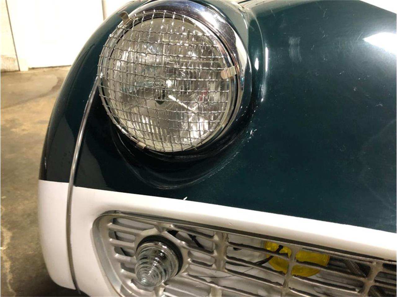 Large Picture of 1957 Triumph TR3 located in Georgia Offered by Savannah Classic Cars - PLWQ