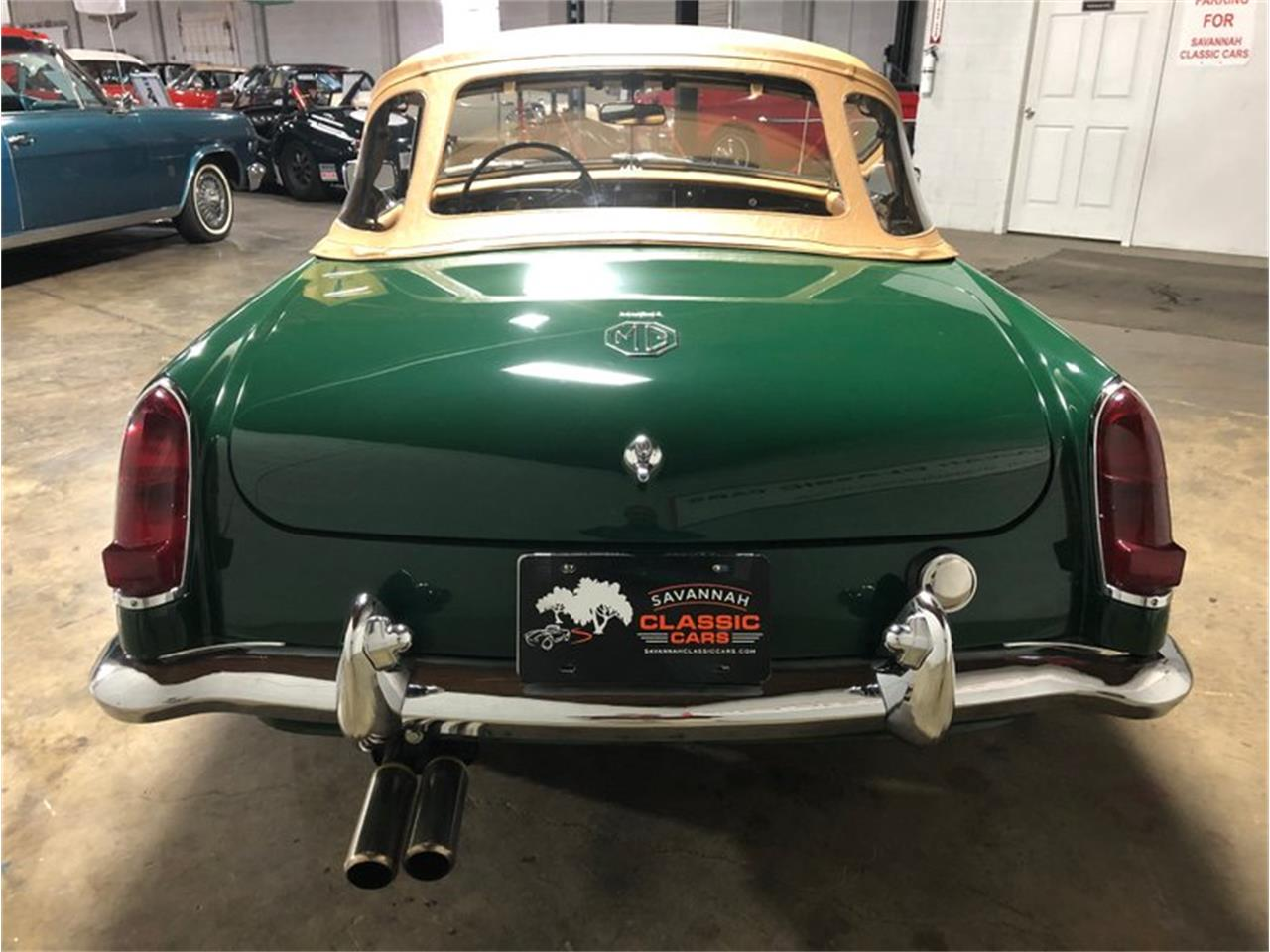 Large Picture of '67 MGB - PLWR