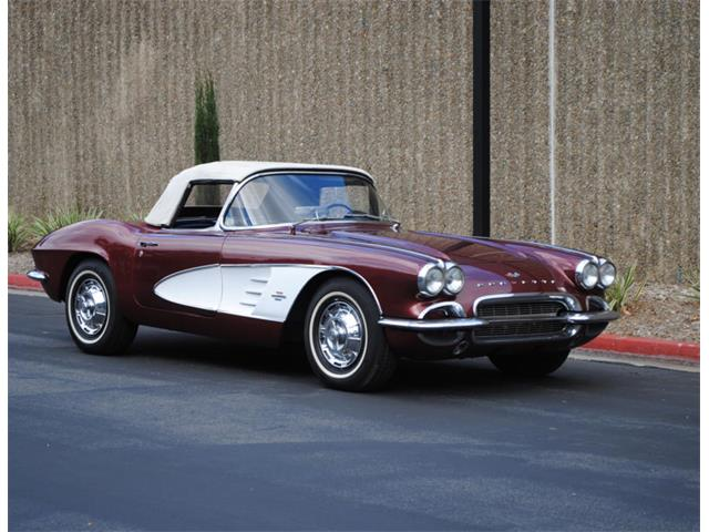 1961 Corvette For Sale >> 1961 Chevrolet Corvette For Sale On Classiccars Com