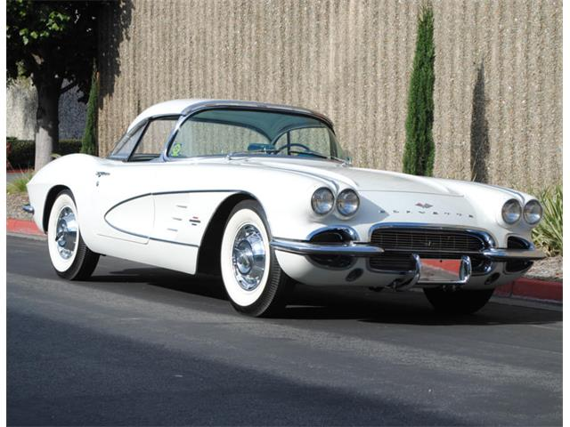 Picture of Classic '61 Chevrolet Corvette - $68,000.00 Offered by  - PIKX