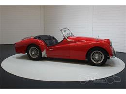 Picture of Classic '60 Triumph TR3A located in Waalwijk Noord-Brabant - PLXB