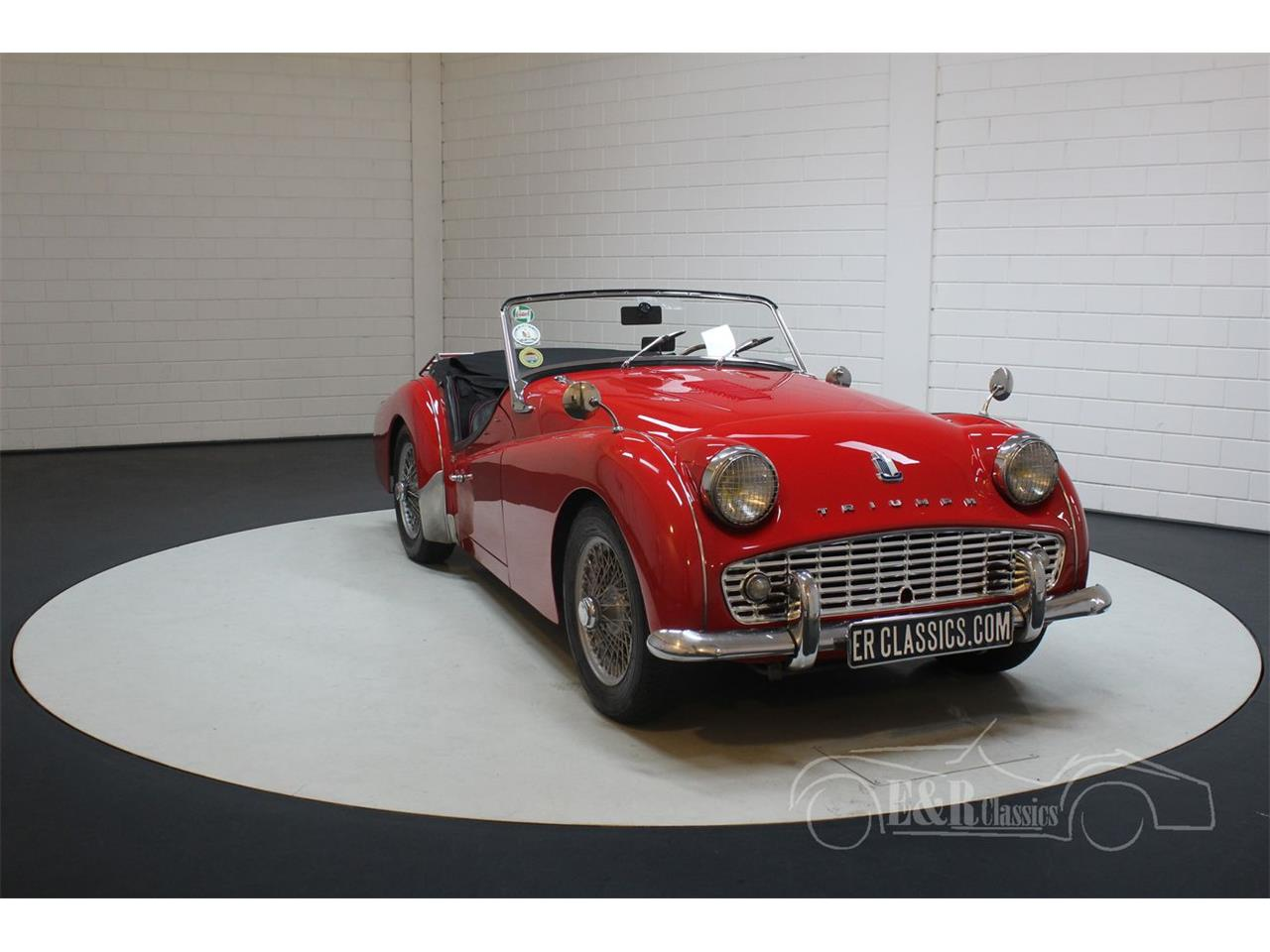 Large Picture of '60 Triumph TR3A located in Noord-Brabant - PLXB