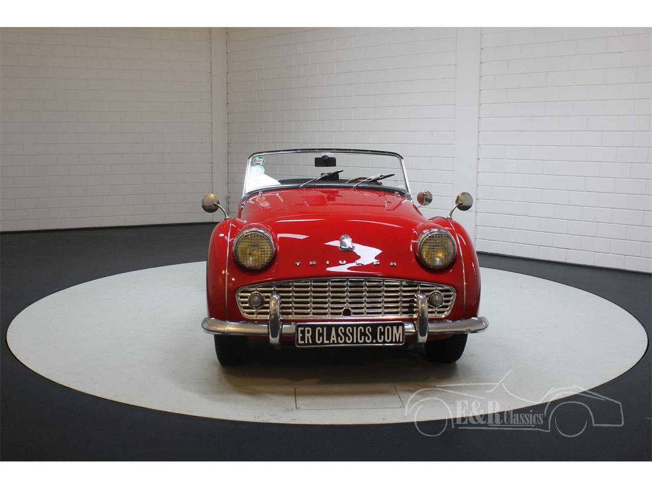 Large Picture of Classic 1960 Triumph TR3A located in Waalwijk Noord-Brabant - $41,800.00 - PLXB