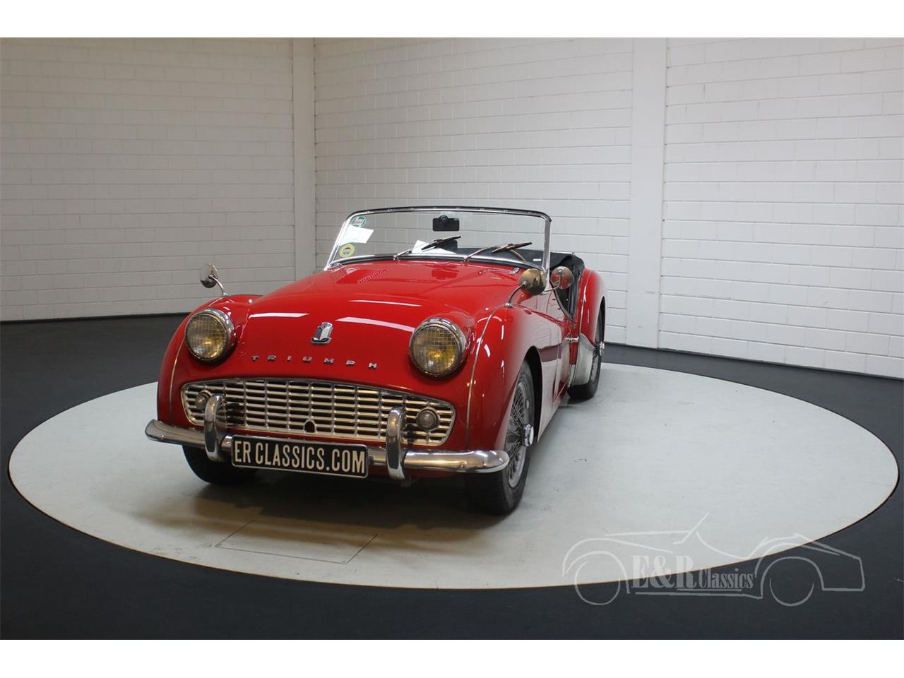 Large Picture of 1960 Triumph TR3A located in Noord-Brabant - PLXB
