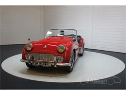 Picture of Classic '60 Triumph TR3A located in Noord-Brabant - PLXB