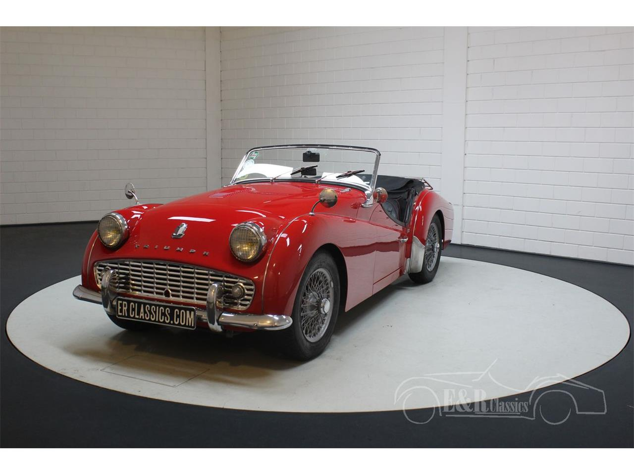 Large Picture of Classic '60 TR3A located in Noord-Brabant - $41,800.00 - PLXB
