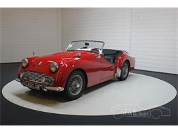Picture of Classic '60 Triumph TR3A located in Noord-Brabant Offered by E & R Classics - PLXB
