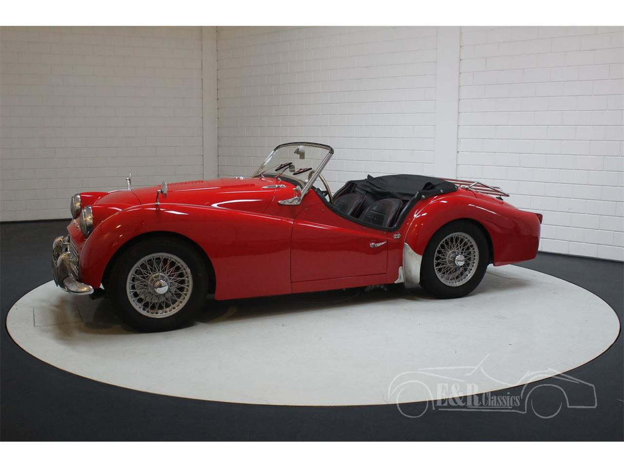 Large Picture of Classic 1960 TR3A located in Waalwijk Noord-Brabant - PLXB
