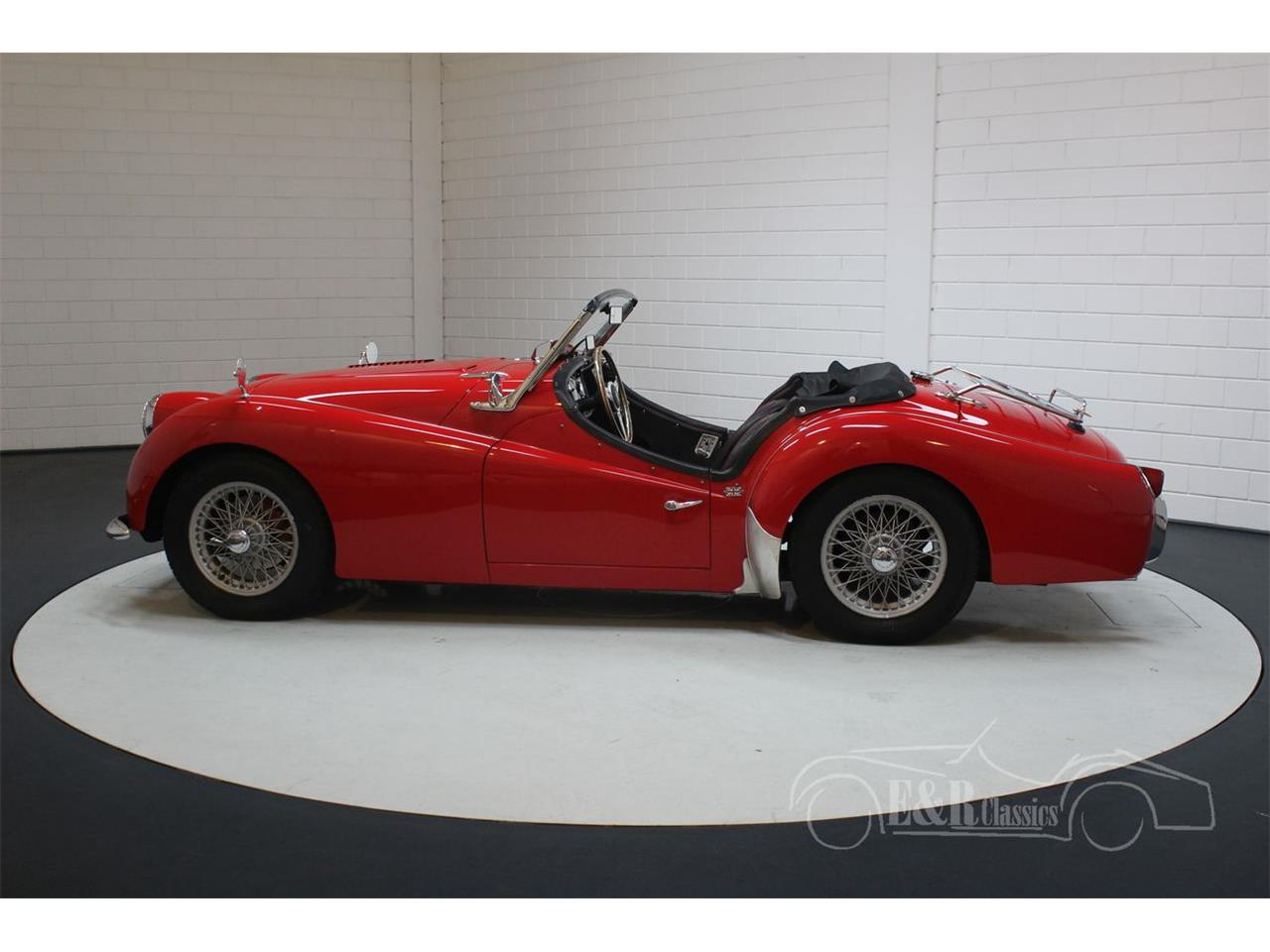 Large Picture of 1960 Triumph TR3A located in Noord-Brabant - $41,800.00 Offered by E & R Classics - PLXB