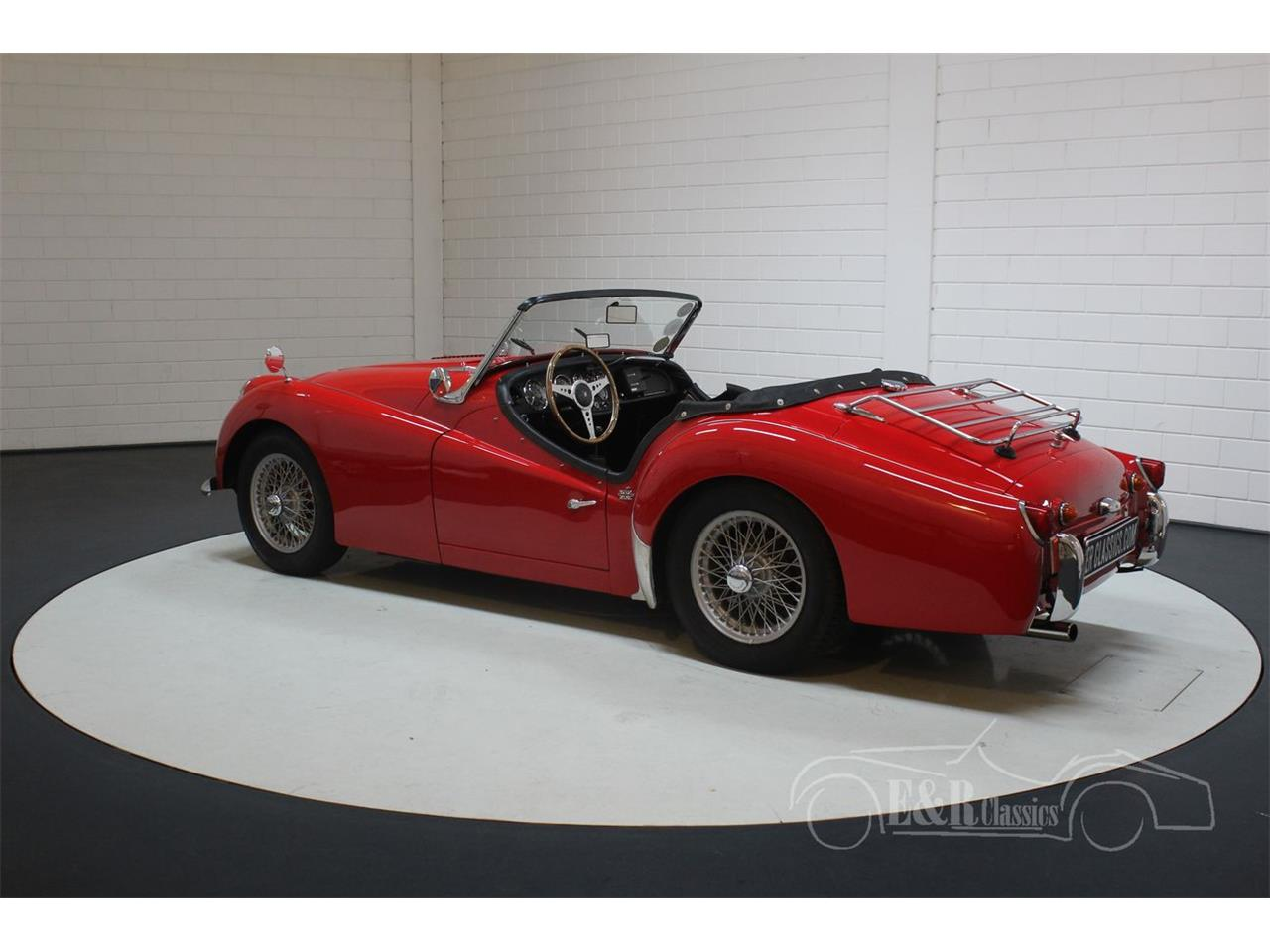 Large Picture of 1960 TR3A located in Noord-Brabant - $41,800.00 Offered by E & R Classics - PLXB