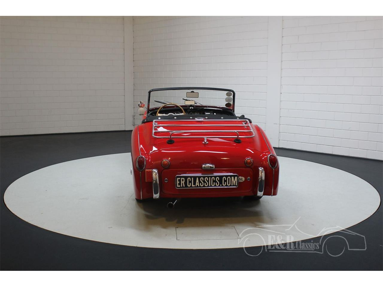 Large Picture of '60 Triumph TR3A Offered by E & R Classics - PLXB
