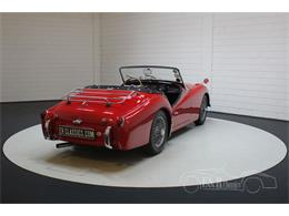 Picture of 1960 TR3A - $41,800.00 Offered by E & R Classics - PLXB